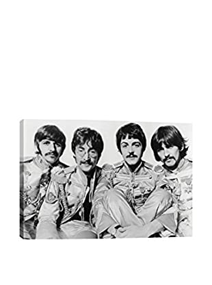 Retro Images The Beatles #10 Archive Gallery-Wrapped Canvas Print