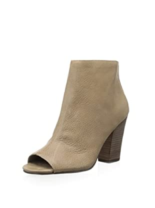 STEVEN by Steve Madden Women's Clara Bootie (Taupe Leather)