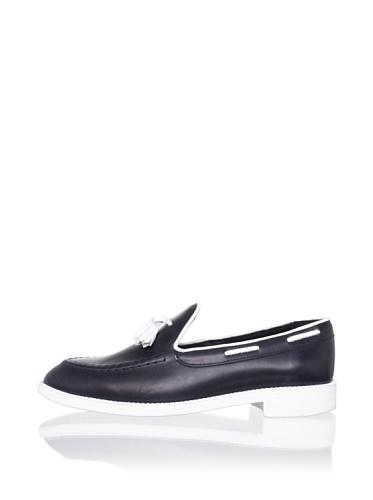 Swear Women's Vienetta 8 Tassel Loafer (Navy)