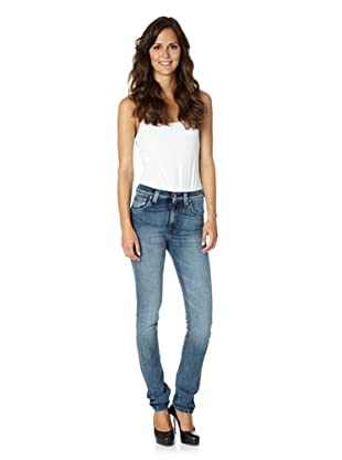 Nudie Jeans Co Jeans High Kai Indigo On Black (Blau)