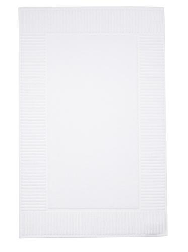 Chortex Oxford Bath Mat (White)