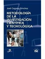 Metodología de la investigación científica y tecnológica: 1