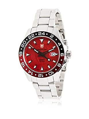 Swiss Military Reloj de cuarzo Man Gmt 42 mm