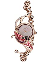 Titan Raga Analog Mother of Pearl Dial Women's Watch- 95004WM01J