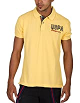 US Polo Association Men's Polo (8907163143662_USTS1296_Small_Blue)