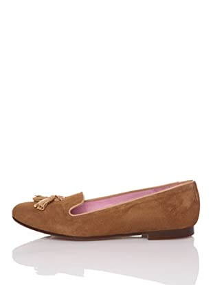 Bisue Ballerinas Slippers Rose (Camel)