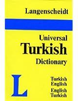 Universal Turkish Dictionary