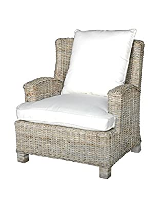 Jeffan Oasis Club Chair, Natural