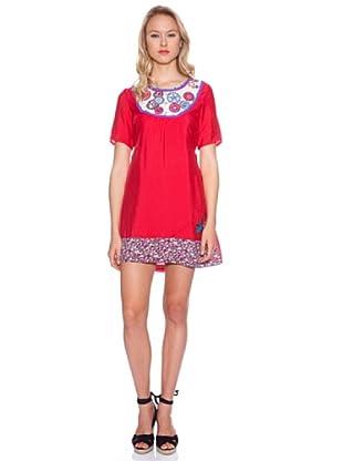Isabel Morgado Vestido Alameda (Rojo)