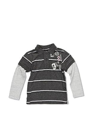 Desigual Camiseta Auster (Gris Marengo)