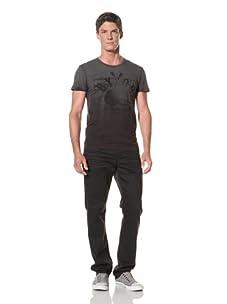 Rogue Men's Short Sleeve T-Shirt (Dark Grey)