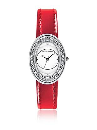 K&Bros  Reloj 9159 (Rojo)
