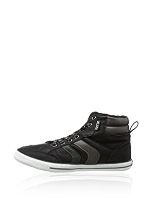 Dockers Zapatillas Walker (Negro)