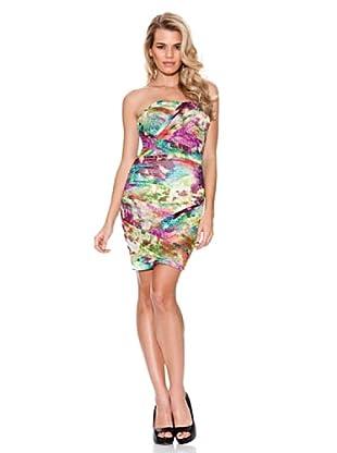 Guess Vestido Tiras (Multicolor)