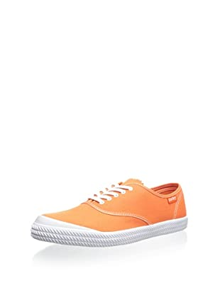 Volley Men's OC Sneaker (Orange/White)