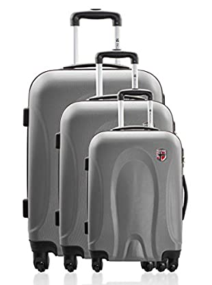 Geographical Norway Set Sanremo (Plata)