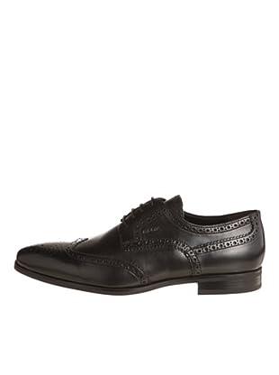 Geox Zapatos Oxford (Negro)