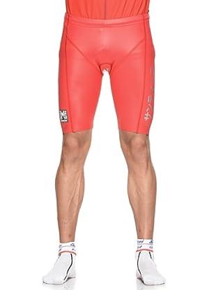 Santini Short Elástico (Rojo)