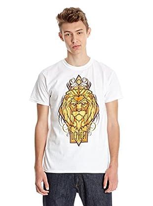 Dephect Camiseta Manga Corta Lion