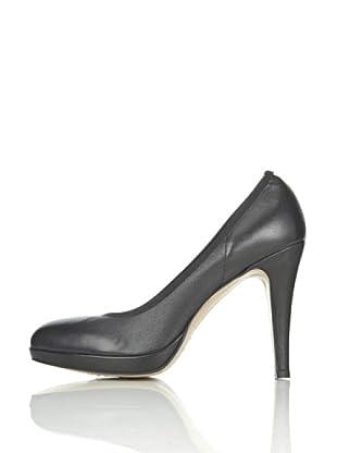 Pollini Zapatos Vigarano Mainarda (Negro)