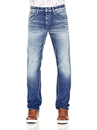 Pepe Jeans London Vaquero Bates (Azul)