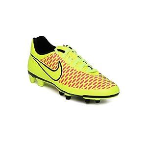 Nike Men Fluorescent Green Magista Ola FG Sports Shoes