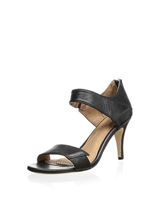 Corso Como Women's Delilah Sandal (Black Capra)