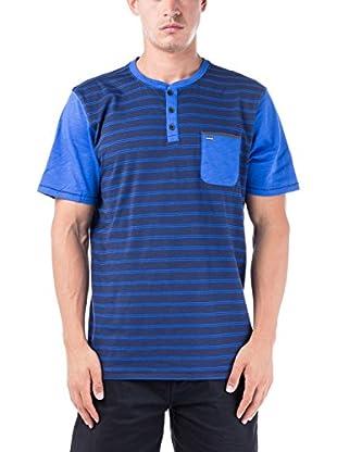 Nike Hurley Camiseta Manga Corta Dri-Fit Superior Henley