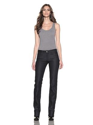 Habitual Denim Women's Amber Straight Leg Jean (Eventide Redux)