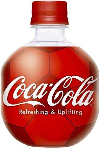 ワールドカップ向け「コカ・コーラ スプラッシュボール」