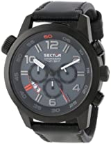 Sector Stopwatch Chronograph Grey Dial Men's Watch R3271702025