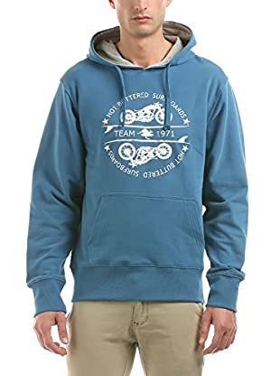 Hot Buttered Sudadera con Capucha Motorbike