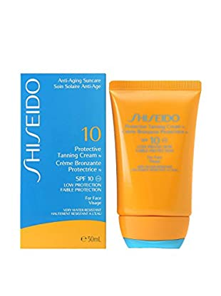 SHISEIDO Sonnencreme Anti-Aging Suncare 10 SPF 50 ml, Preis/100 ml: 47.98 EUR