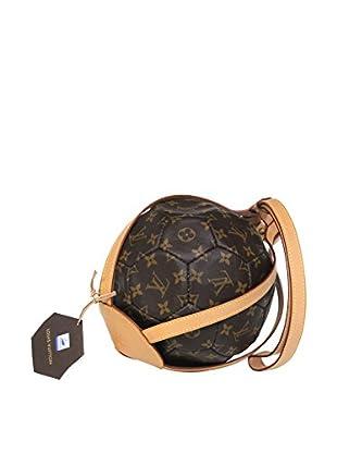 Louis Vuitton Rare Soccer Ball with Strap, Brown