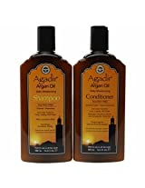 Agadir Argan Oil Daily Moisturizing Shampoo & Conditioner 1 set