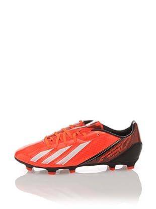 adidas Zapatillas Football F10 TRX FG (Rojo / Negro)