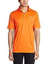 Callaway AW14 CORE1 Polo, Men's XX-Large (Orange)