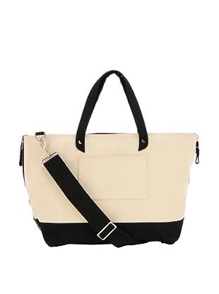 Danzo Diaper Canvas Tote Bag (Black) 3cbcb15baf481