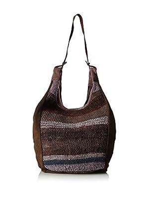 Anokhi Bolso asa al hombro Cheyenne Knitted