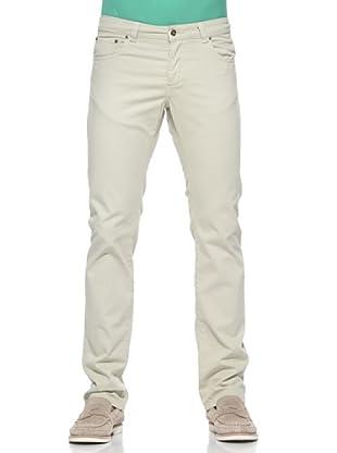 Nautica Pantalón Pockets (Beige)