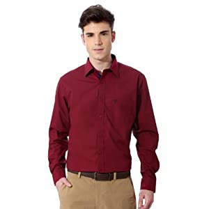 Allen Solly Preppy Sport Solid Shirt