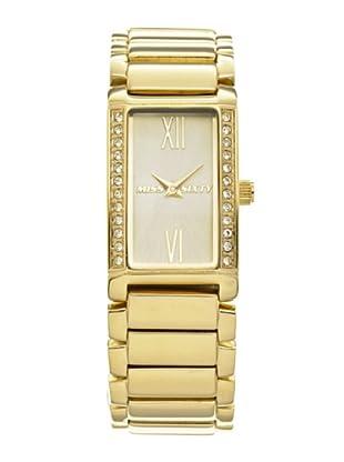 Miss Sixty Reloj Jet Set M60 Dorado