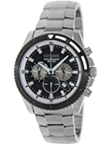 Citizen Analog Black Dial Men's Watch - AN8011-52E