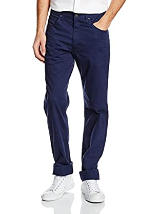 Lee Hose Brooklyn Straight French Navy