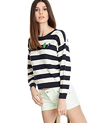 Pepe Jeans London Pullover Bianchi