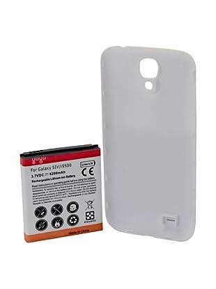 Unotec Batería De Alta Capacidad Con Tapa Adicional S4 Blanca