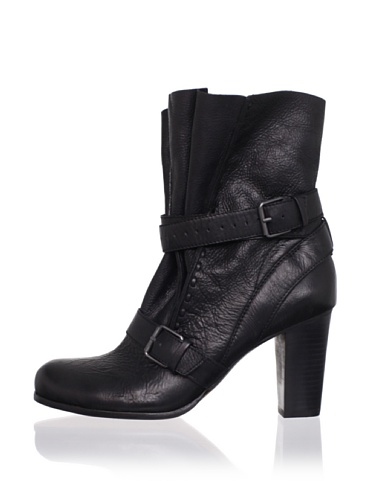 Rosegold Women's Wilma Ankle Boot (Black)