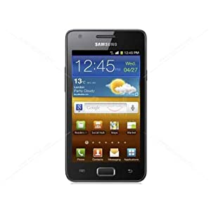 Samsung Galaxy R i9103 Smartphone | Color Black