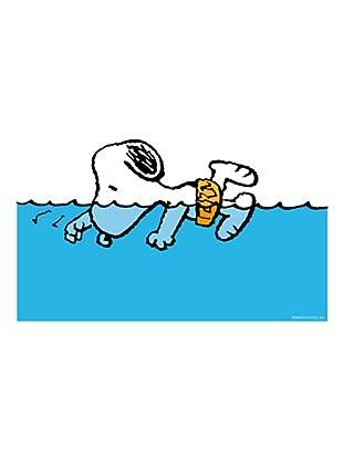 Beiwanda Kids Wandtattoo Snoopy schwimmt