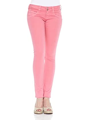 Pepe Jeans London Pantalón L23549 T01 32 (Rosa Oscuro)